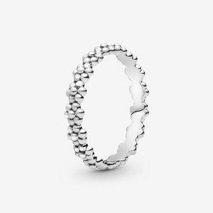 Pandora  Classic Daisy Flower Band Ring